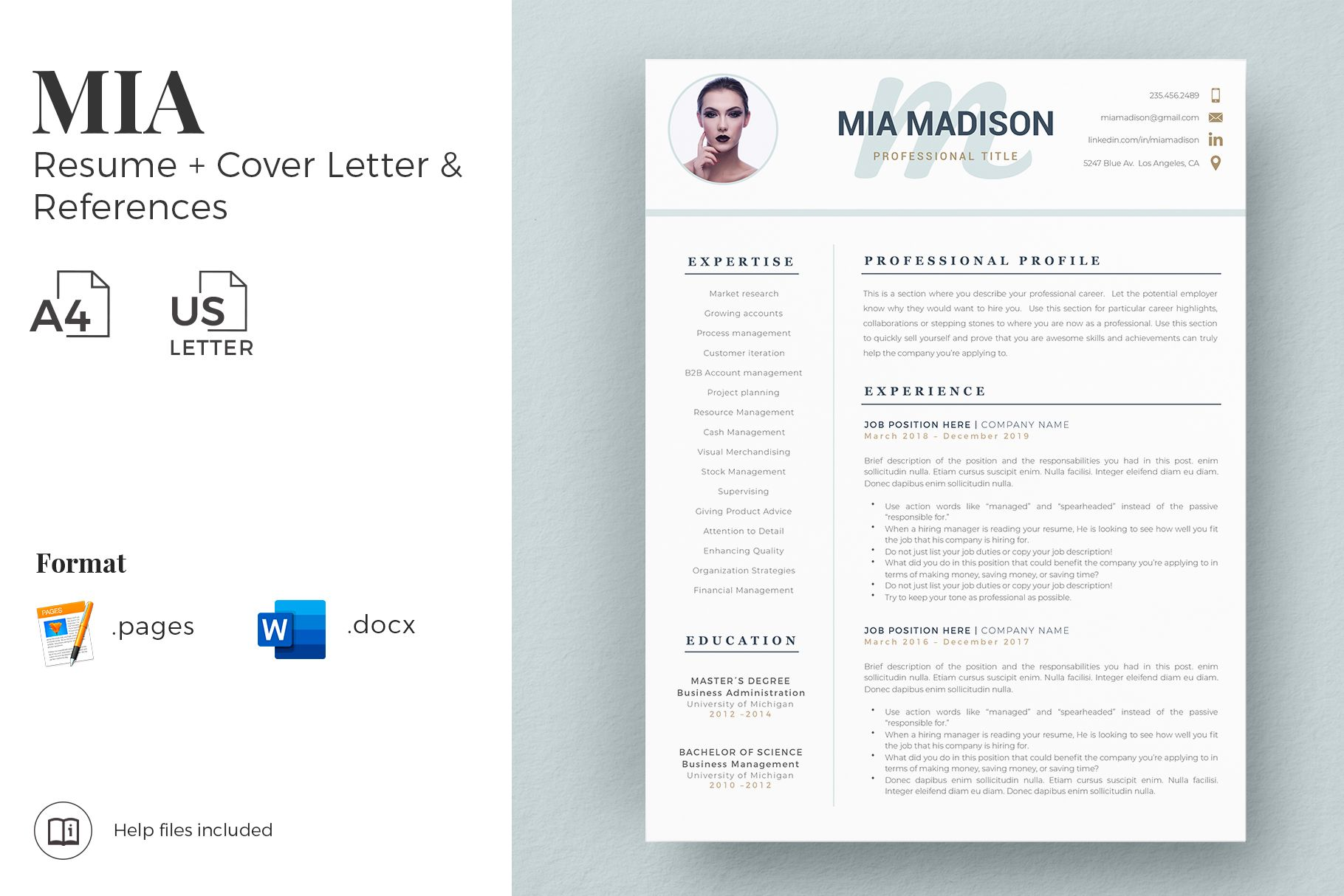 Pin on Creative Resume Format for Freshers