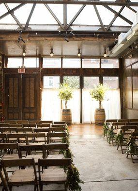 Rustic & Vintage Brooklyn venue   Photography: Betsi Ewing Studio