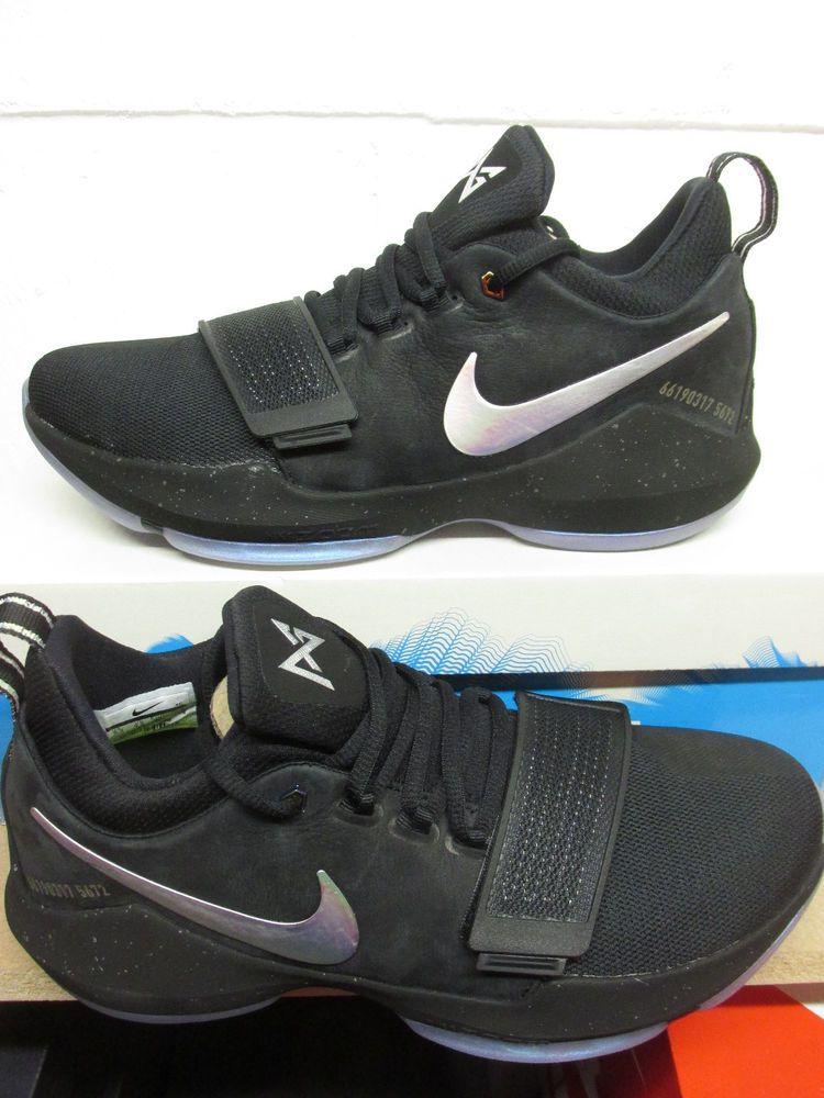 new product e6581 b7092 Nike PG 1 TS Prototype Mens Hi Top Basketball Trainers ...