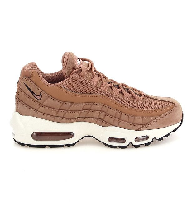 Nike Air Max 95 W chaussures beige marron