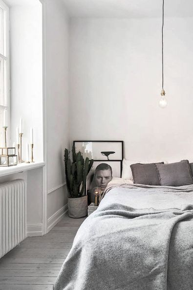 pin von lysthouse auf scandinavian bedroom ideas pinterest schlafzimmer haus und. Black Bedroom Furniture Sets. Home Design Ideas