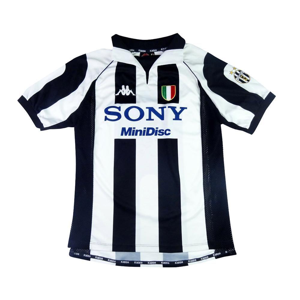 1997-98 Juventus Maglia Home S (Top) | Maglie da calcio, Juventus ...