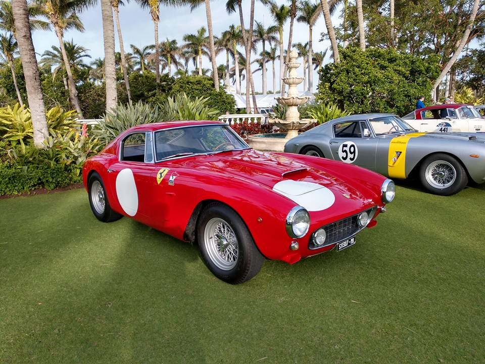 1960 Ferrari 250 GT SWB Competition