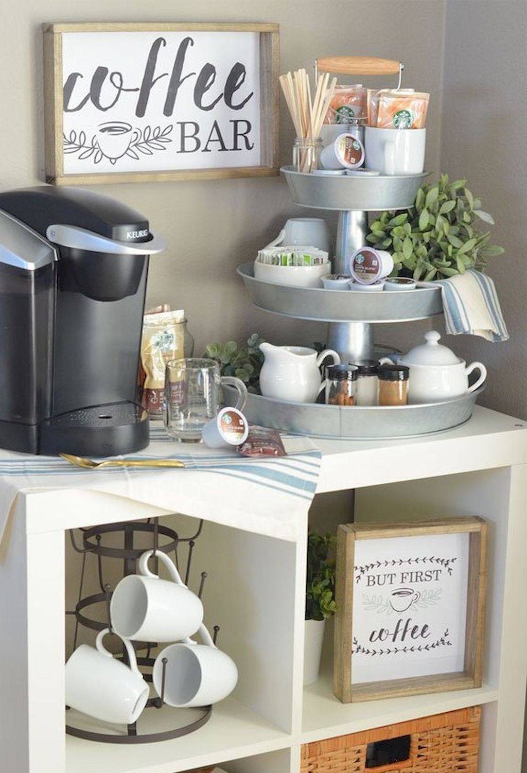 Personalized home coffee bar ideas apartment living student apartment decor budget apartment decorating