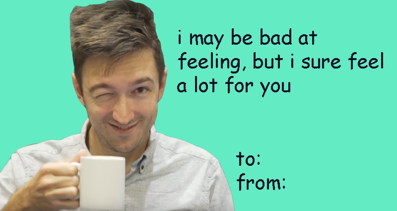 Buzzfeed Unsolved Valentines Keep It Spooky This Valentine S Day With The Boys Unsolved Valentines Memes Internet Funny