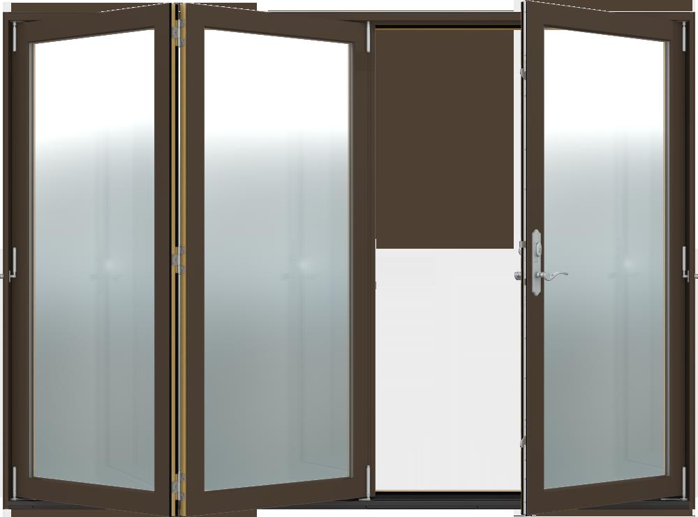 Siteline Wood Folding Patio Door | JELD-WEN Windows & Doors