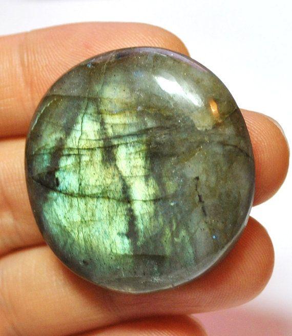 Spectrolite Stone. 20 Cts Labradorite Blue Fire Cabochon 33x20 mm Labradorite Oval Cabochon Natural Labradorite Gemstone Cabochon