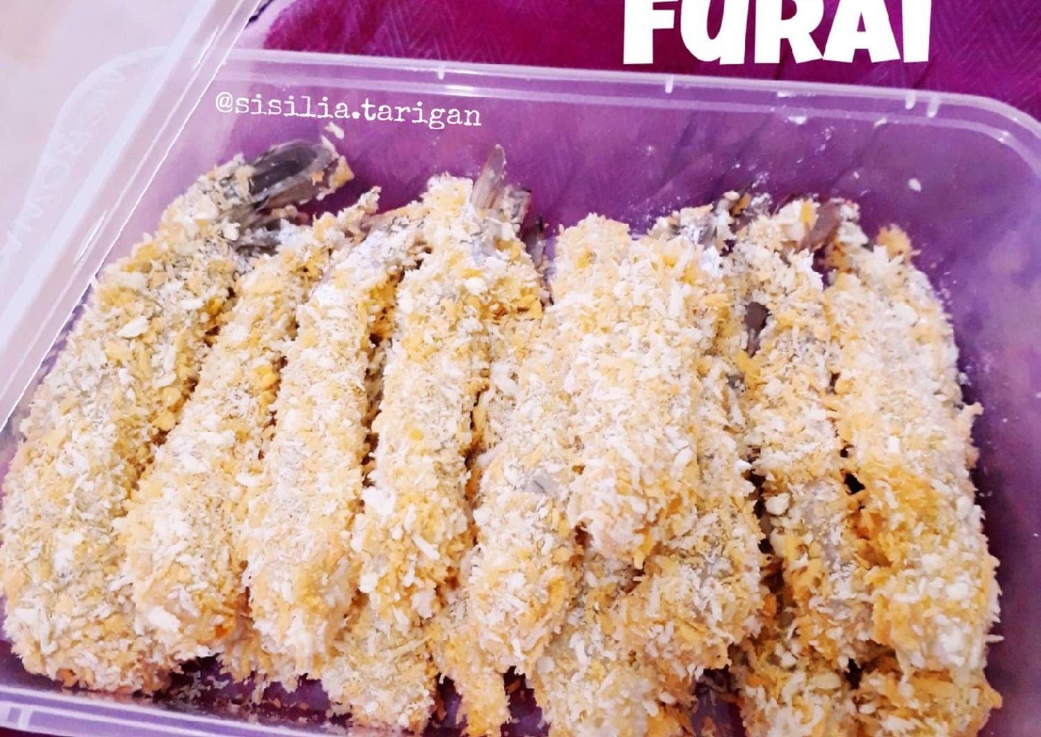 Resep Ebi Furai Frozen Oleh Sisilia Tarigan Resep Makanan Krispie Treats Makanan Beku