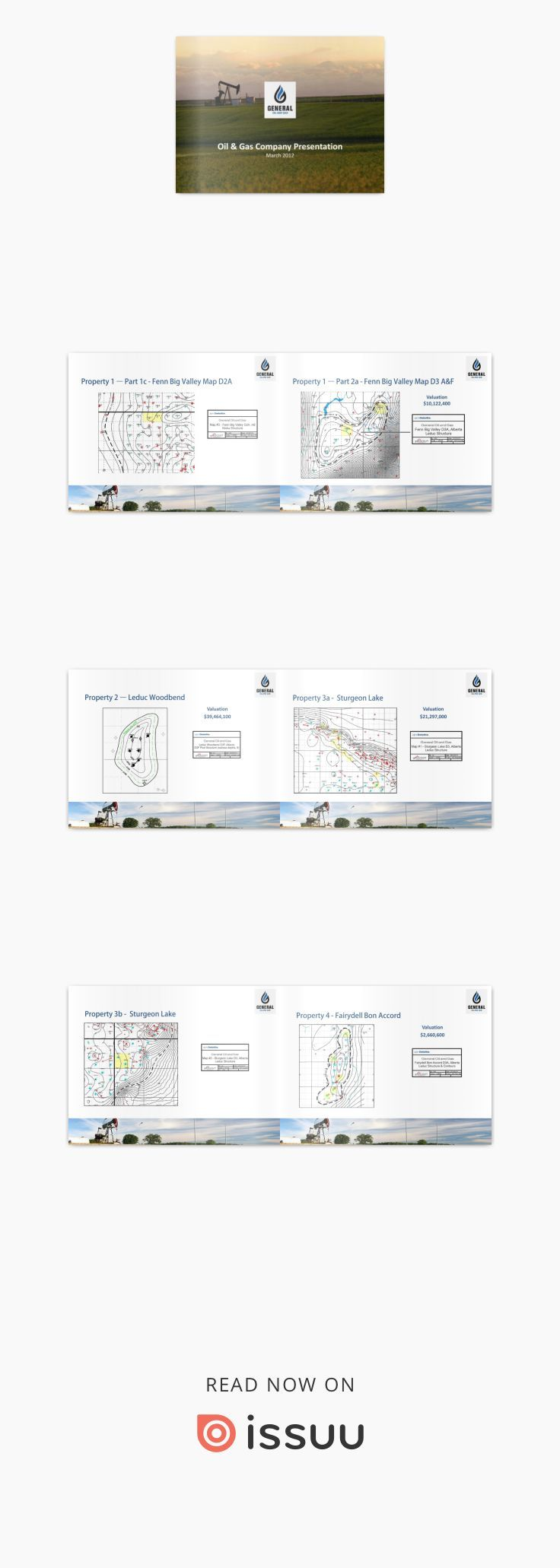 Sample Business Plan PowerPoint Oil & Gas Sample