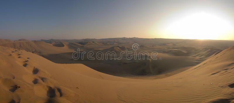 Desert Sunset Sunset Over Sand Dunes Of Ica Desert Sun Burnt Sky Peru Sponsored Affiliate Affiliate Sunset Desert Sunset Landscaping Images Sunset