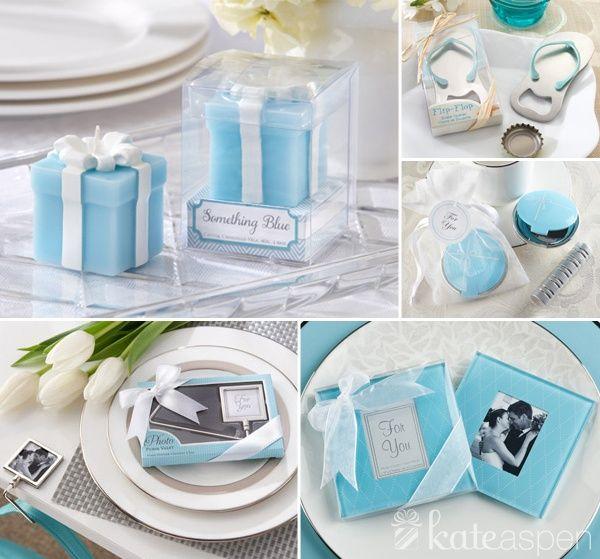 "Practical Wedding Gifts: ""Something Blue"" Practical Wedding & Bridal Shower Favors"