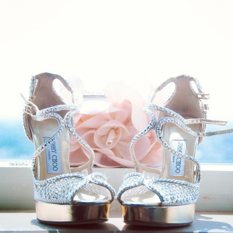 I think I will have to splurge on these shoes for my big day!
