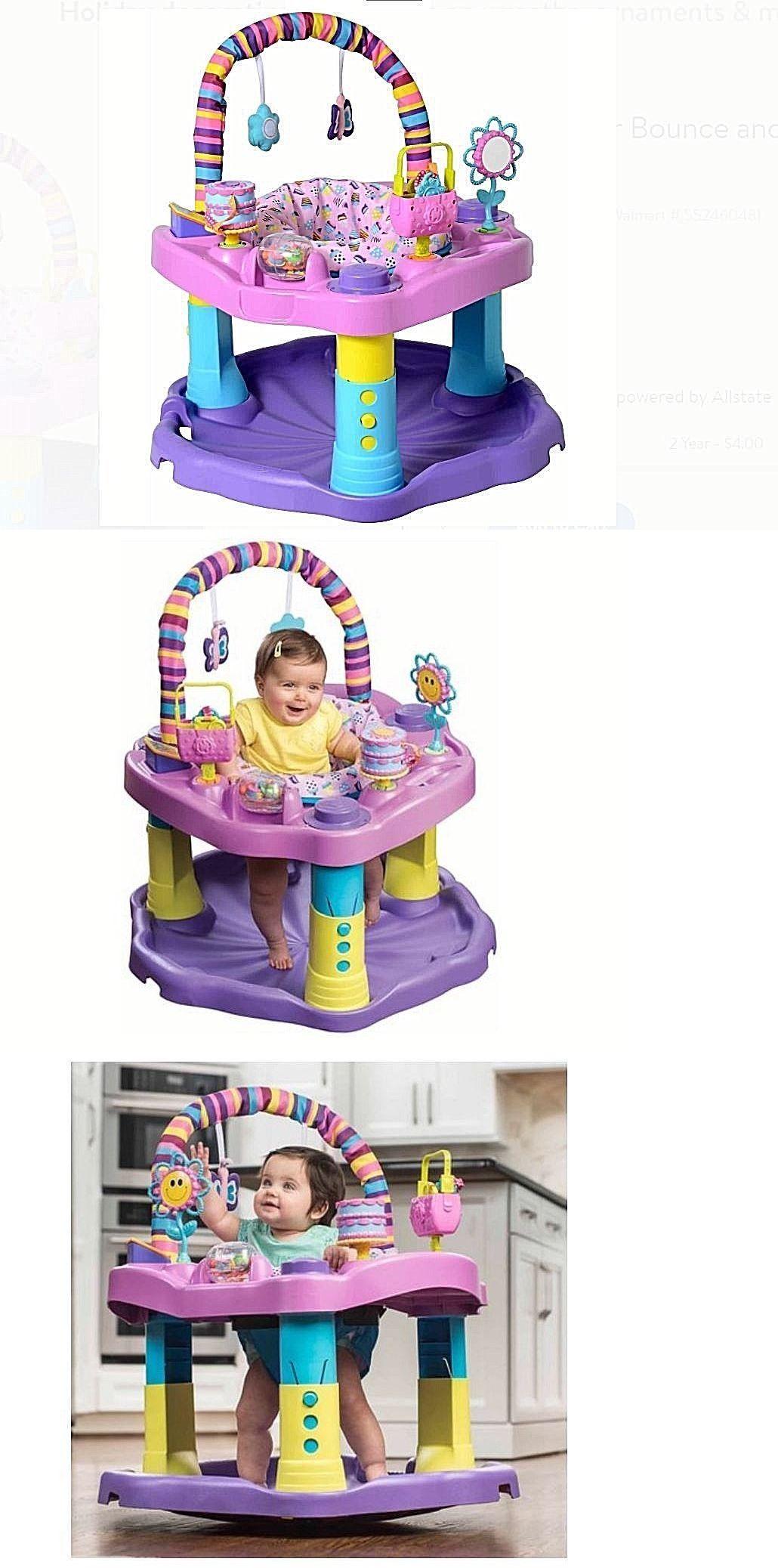 5991da7690c6 Activity Centers 20413  Evenflo Baby Exersaucer Activity Center Toy ...
