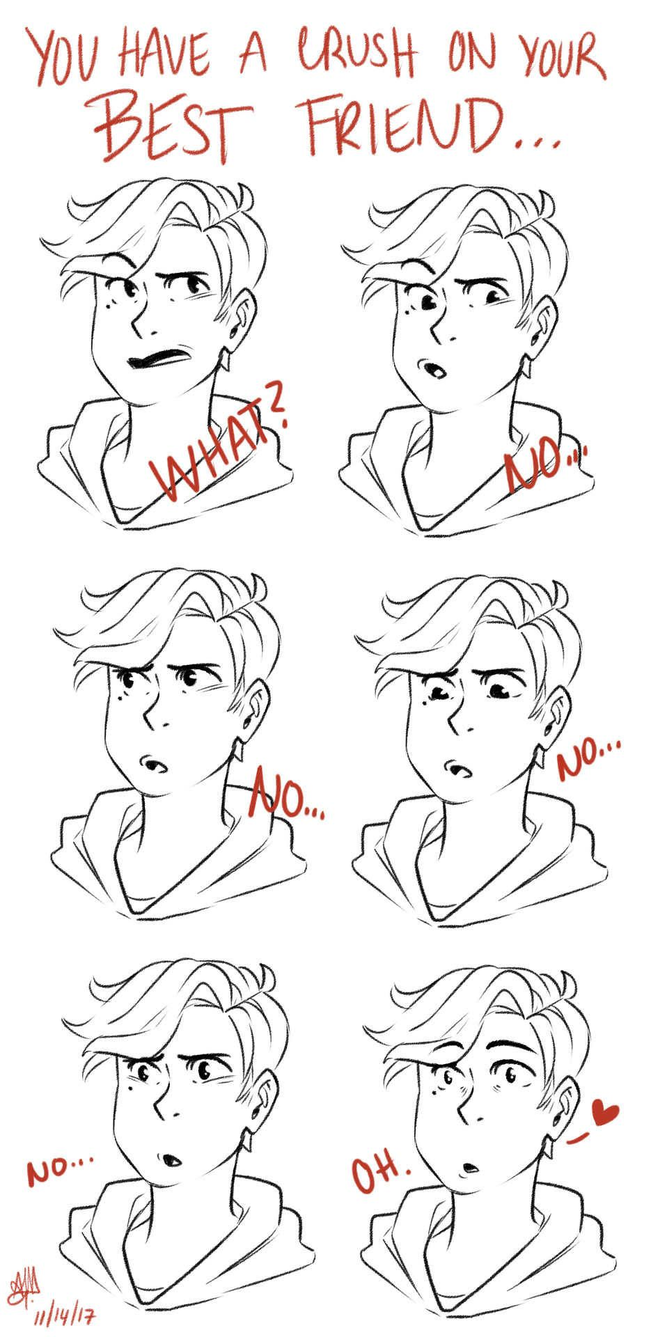 Oh Marco… why must you realize it so laaaaate!? | Star x Marco ...