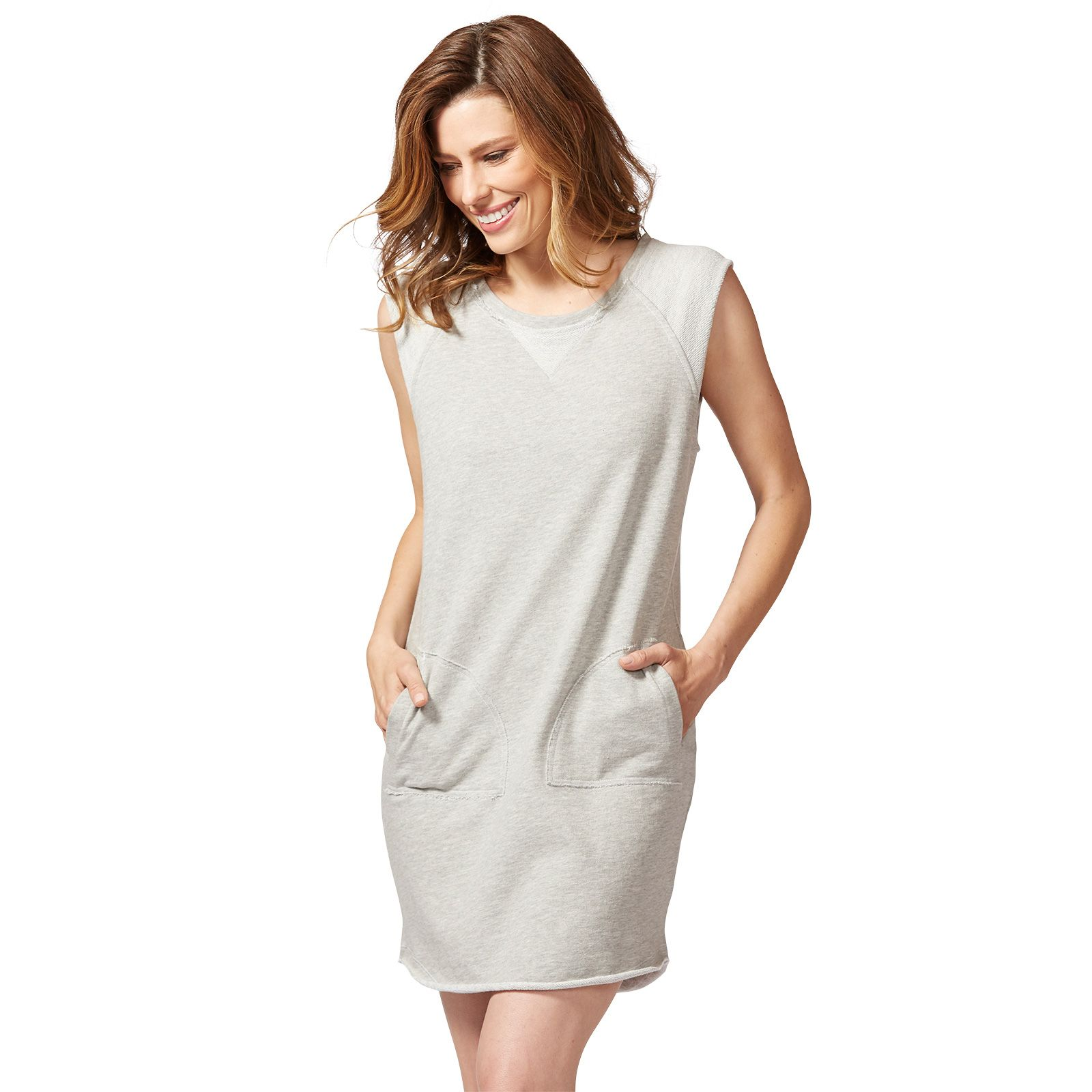 The Provence Terry Dress offers one decision dressing 53fb355e5