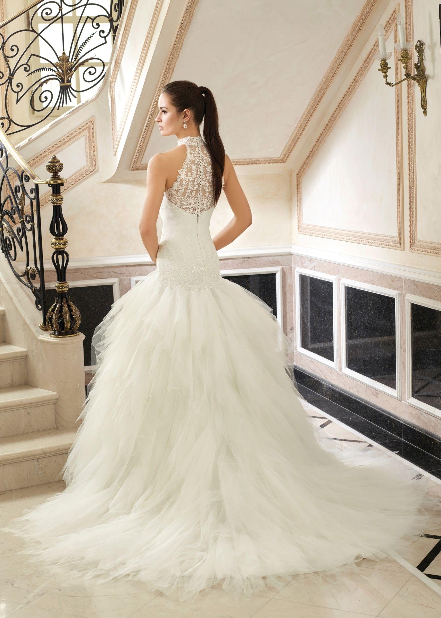 Traumhafte Brautkleider aus der Kollektion Miss Kelly 2018 in Köln ...
