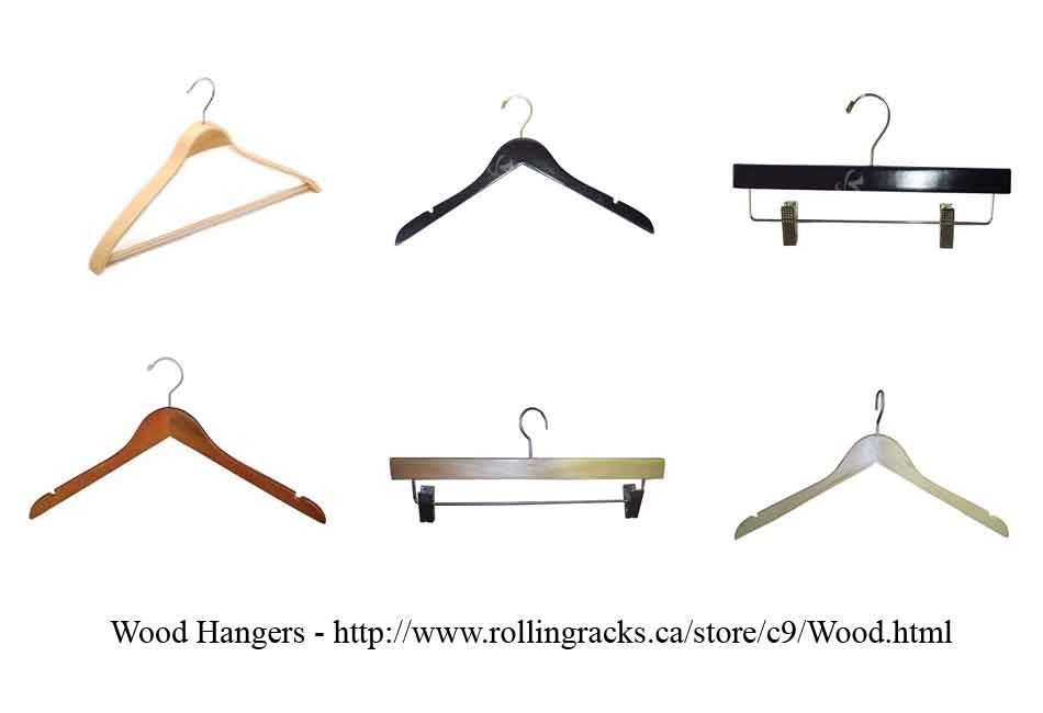 Wood Hangers Wood Hangers Wood Hanger