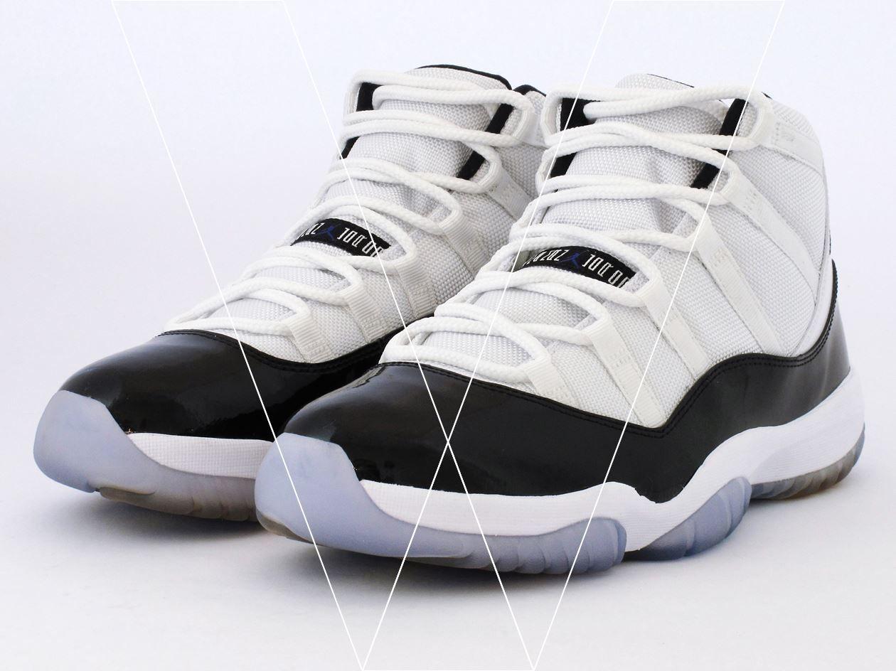 How to spot fake Nike Air Jordan 11 Concord in 30 steps