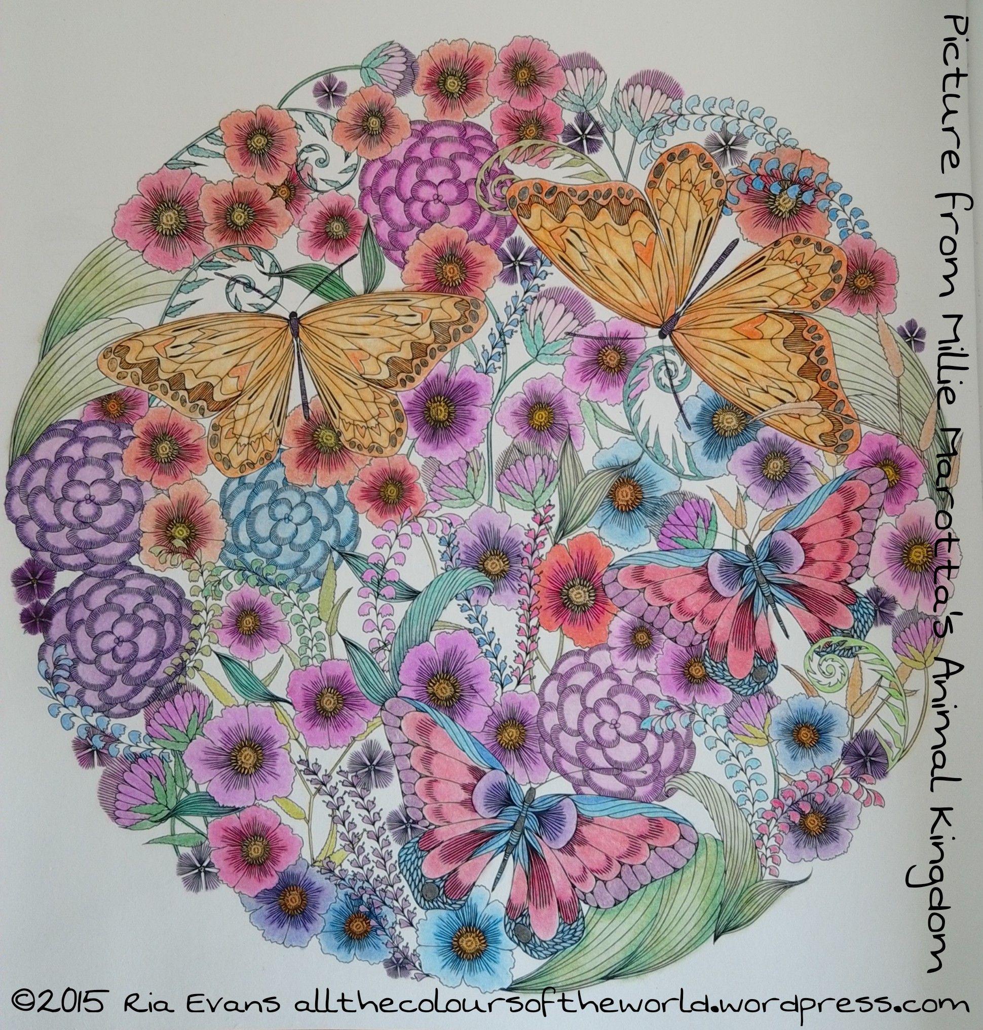 Johanna Basford Coloring Books Secret Garden