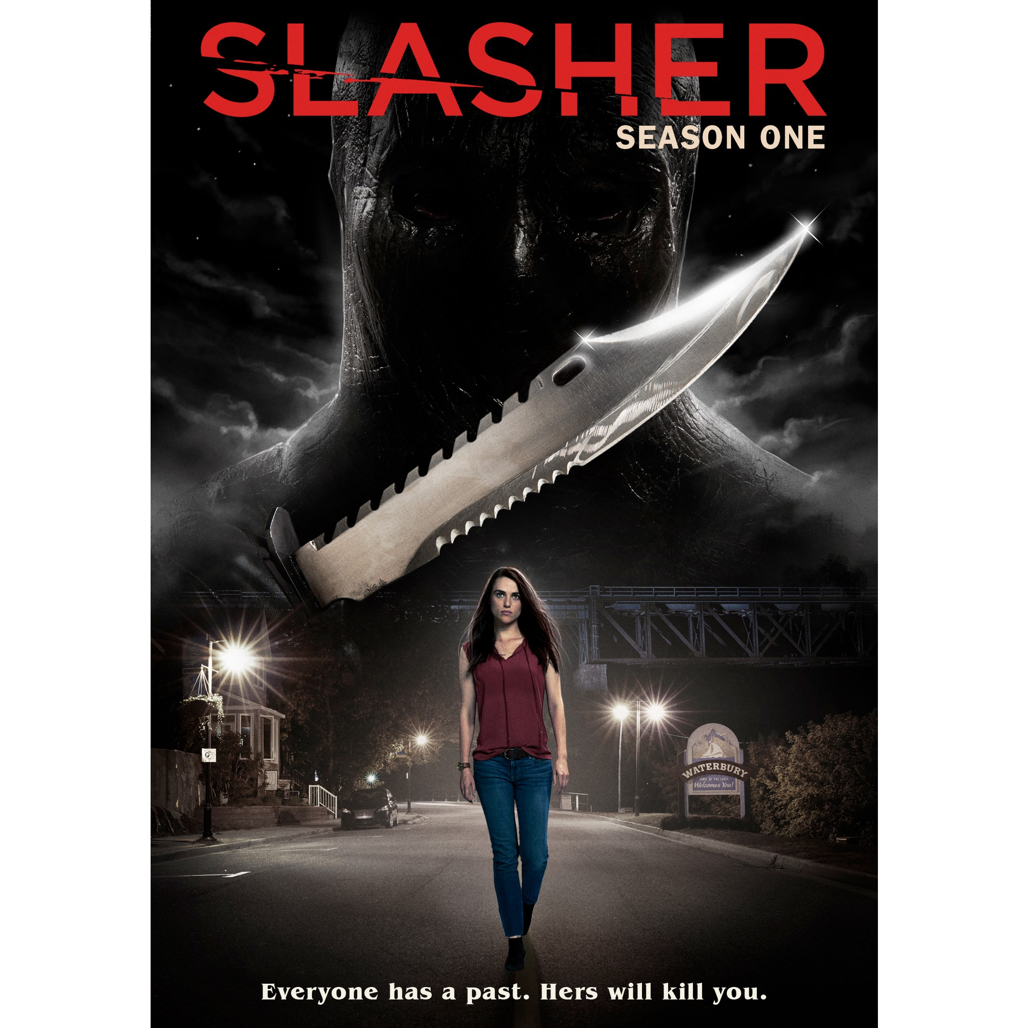 Slasher Season 1 (DVD) Slasher, Tv series, Tv horror