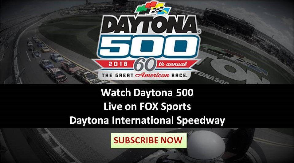 Watch Nascar Cup Daytona 500 Live Streaming Free Online