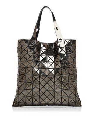BAO BAO ISSEY MIYAKE Platinum Mirror Tote.  baobaoisseymiyake  bags  hand  bags  polyester  nylon  tote  metallic   08c16ba3ab