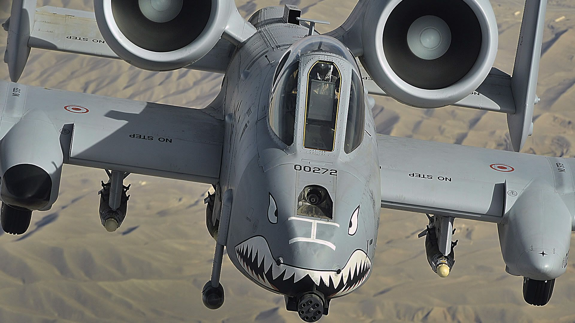A 10 Thunderbolt Warthog Wallpaper 1920x1080 Hot Hd Wallpaper Aircraft Military Aircraft A10 Warthog