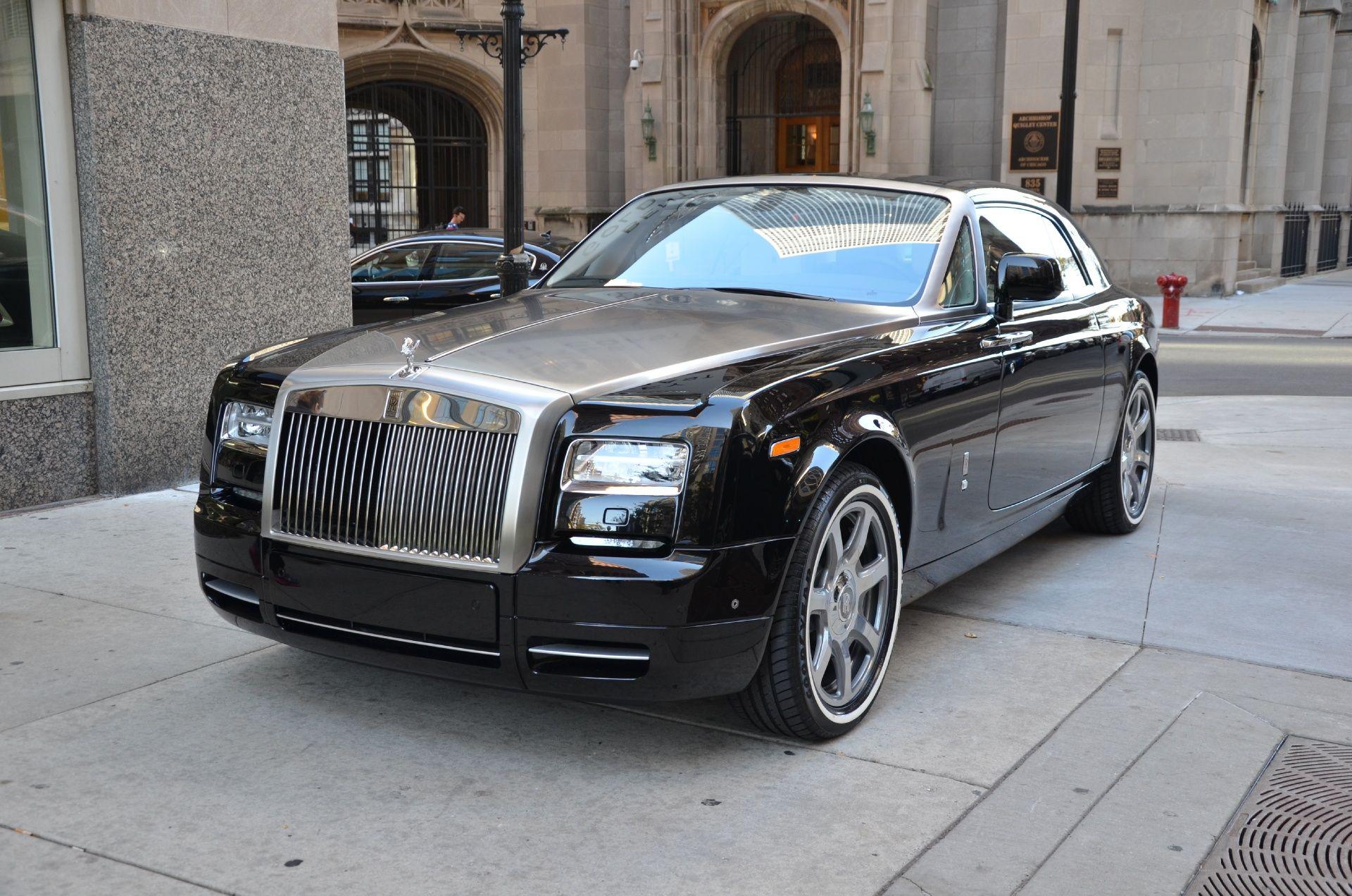 2016 rolls royce phantom coupe