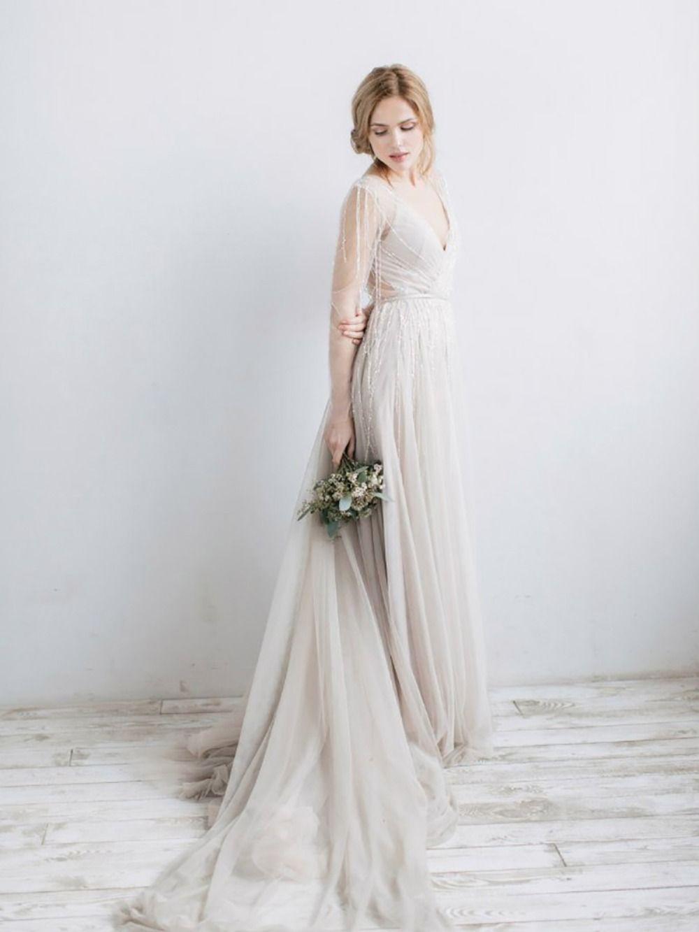 12 Dreamy Wedding Dresses On Etsy | Hochzeitskleider, Brautkleider ...