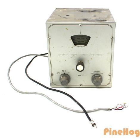 For Sale: Heath Company Heathkit VF-1 Variable Frequency Oscillator
