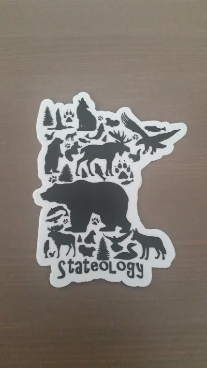 This is an original design vinyl weatherproof decal our decals are cut with precision from high quality vinyl material