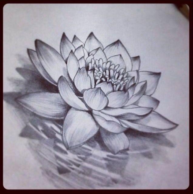 lindalinduh arts tattoos pinterest fleurs de lotus lotus et tatouages. Black Bedroom Furniture Sets. Home Design Ideas