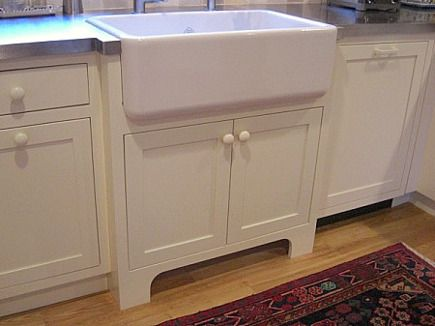 Upmounted Farm Sink Farmhouse Sink Kitchen Trendy Farmhouse