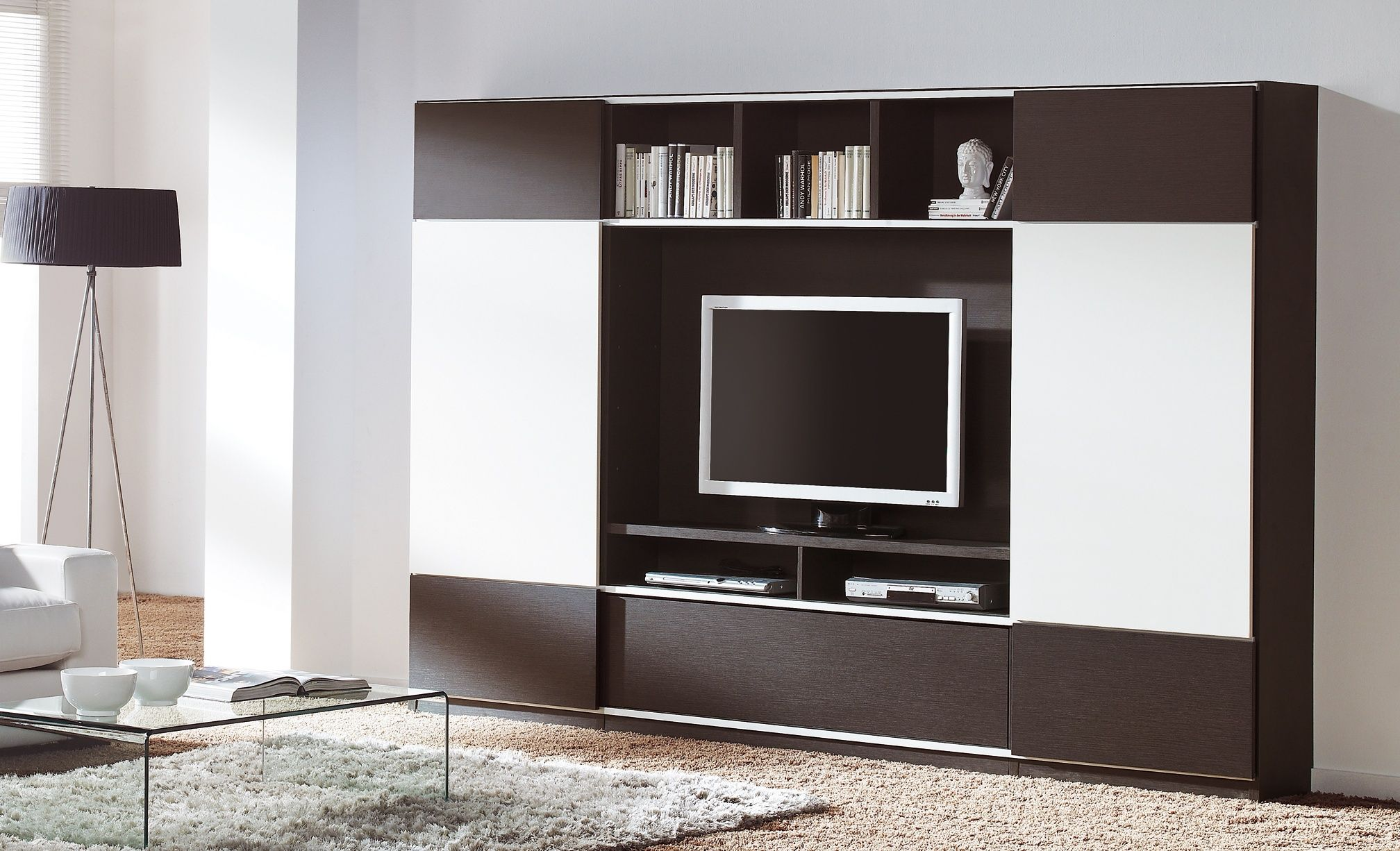 Sliding Door Sliding Doors Tv Cabinet · Shelving IdeasShelving UnitsTv ...
