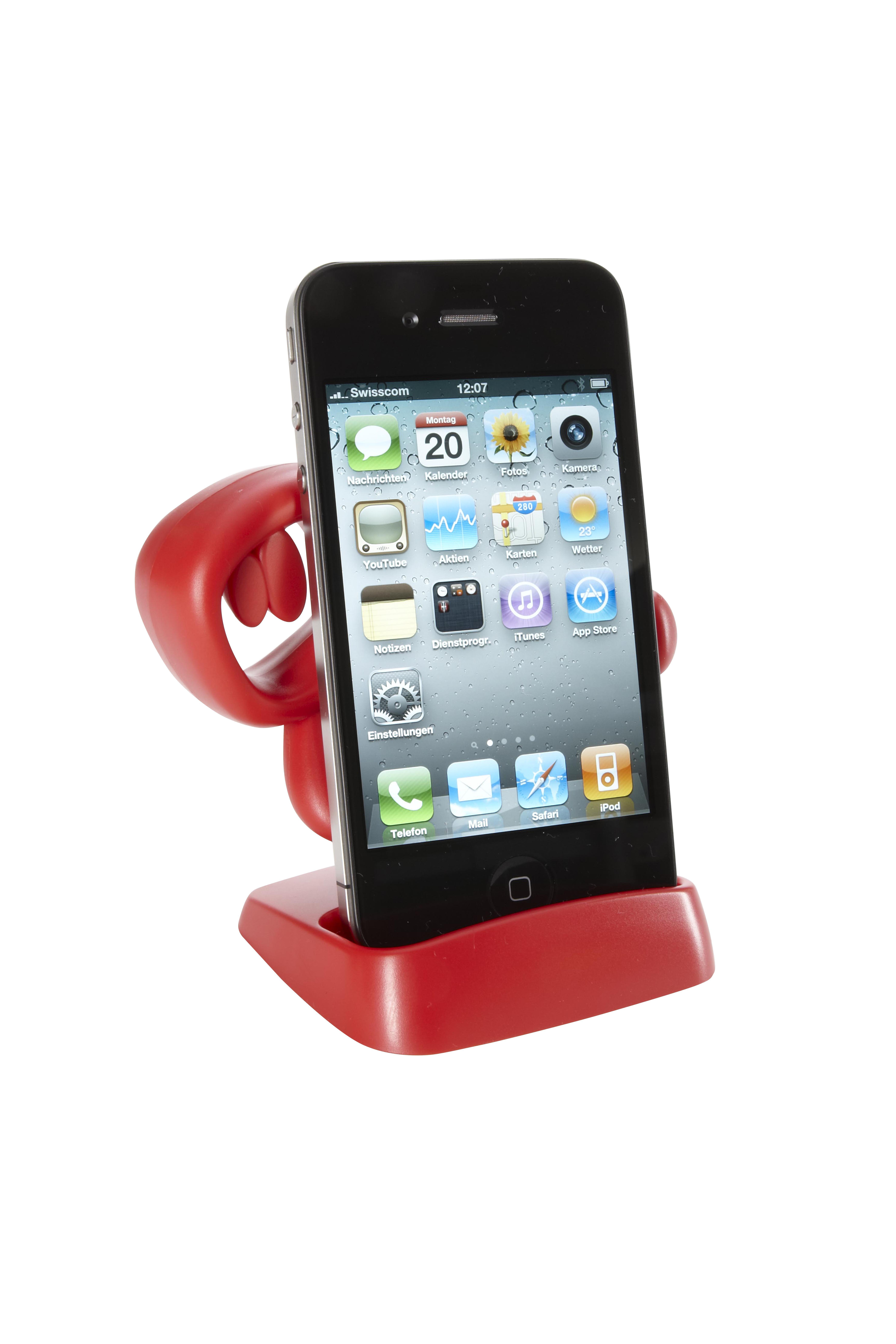 Desktop holder red slick ware pinterest ware fc desktop holder white phone and business cards holder gift desktop desk accessories reheart Images