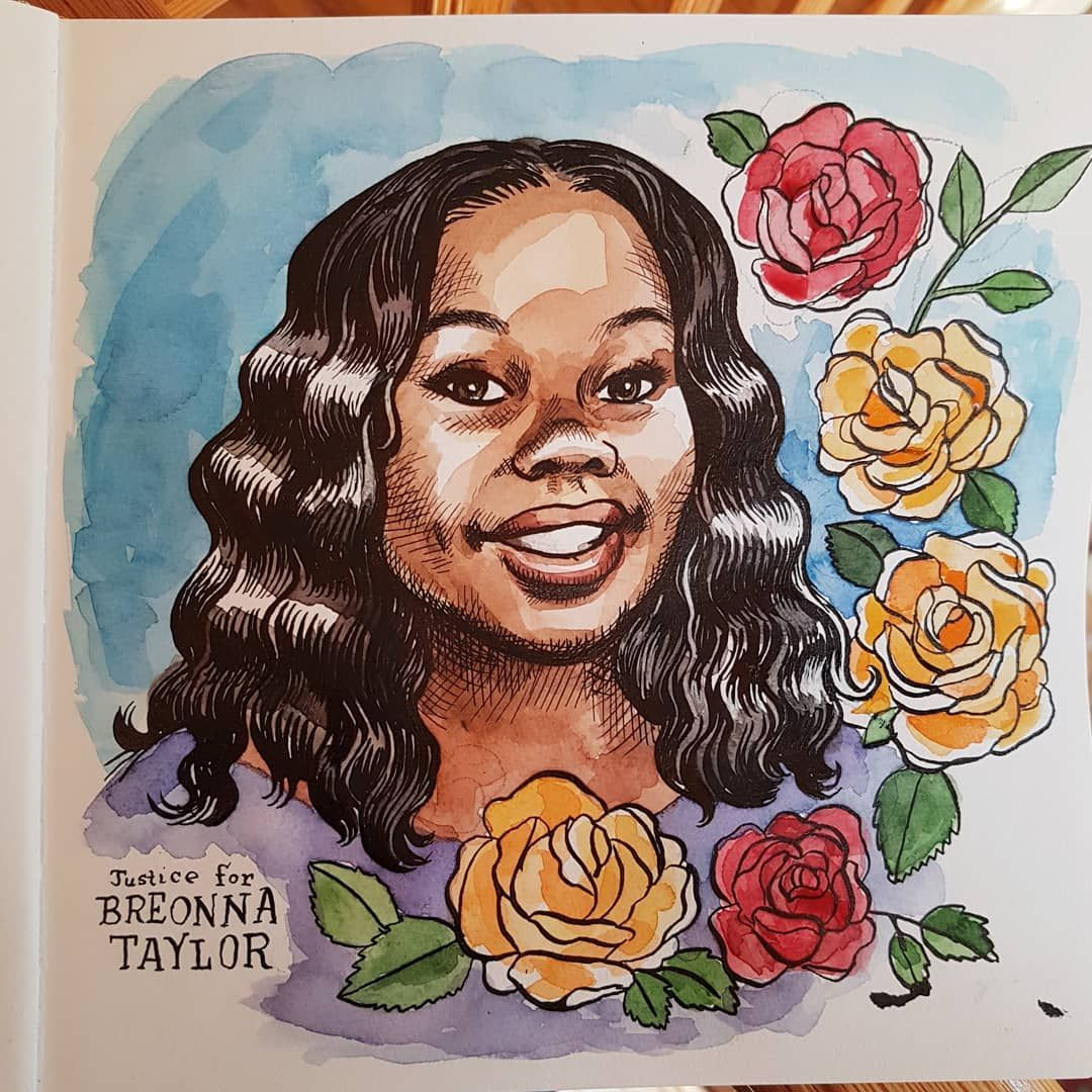 Laura Park En Instagram Justiceforbre Breonna Taylor Should Still Be Here If Our System Can T Provide Justice And M Historical Figures Instagram Historical