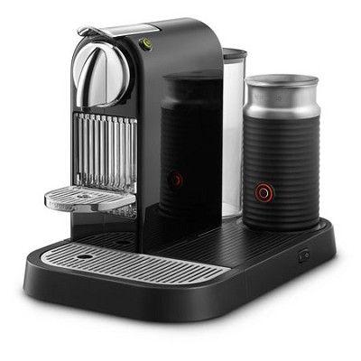 Nespresso Citiz And Milk Espresso Maker With Aeroccino Milk