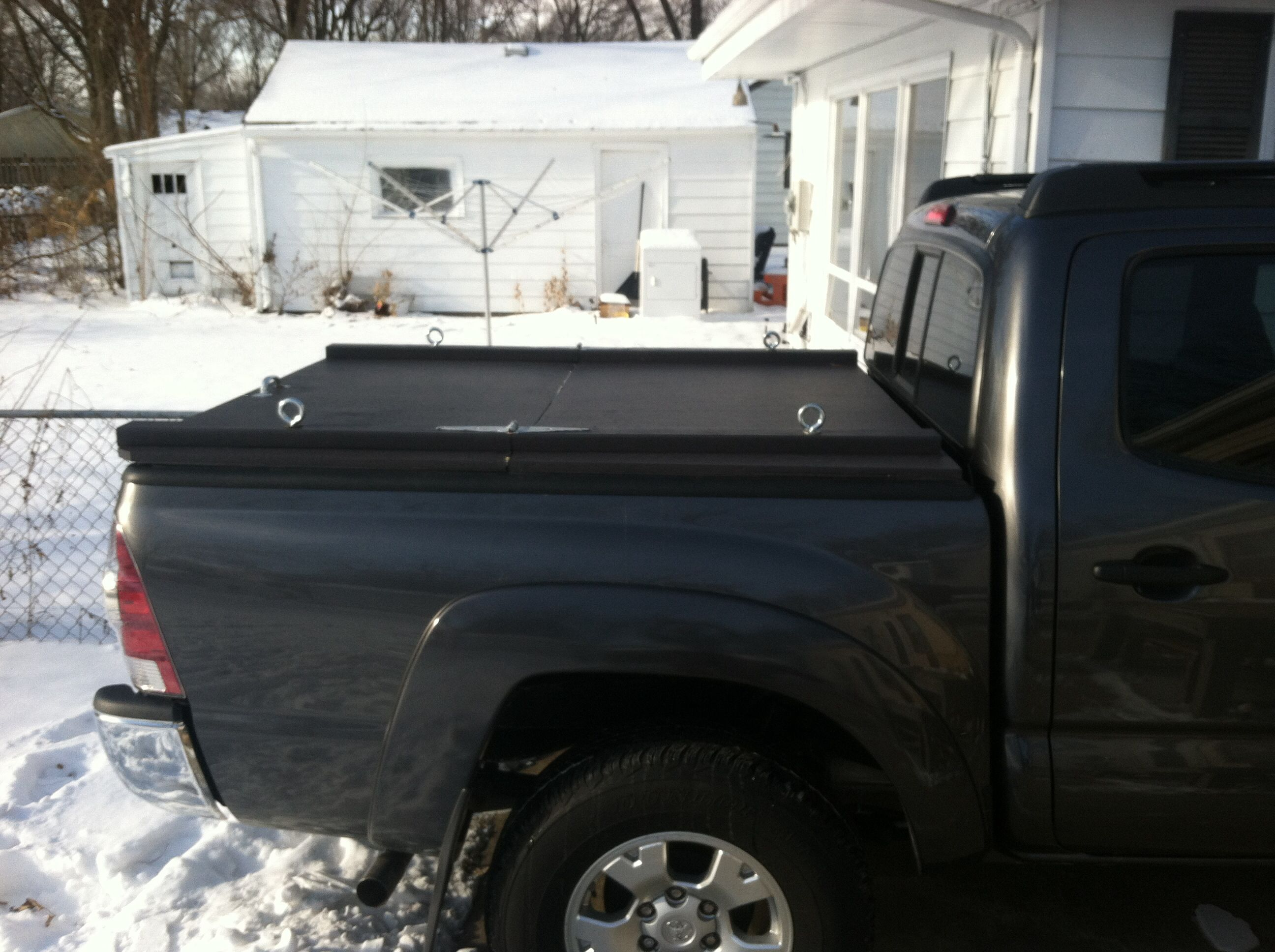 Homemade Truck Bed Cover Truck Covers Truck Tonneau Covers Truck Diy