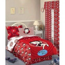 Betty Boop Bedding And Accessories Will Really Brighten Up And Kids Room  (or Adults) Great Range Of Colors Too!