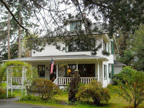 The Miller Tree Inn Aka The Cullen House I Decided To Shorten