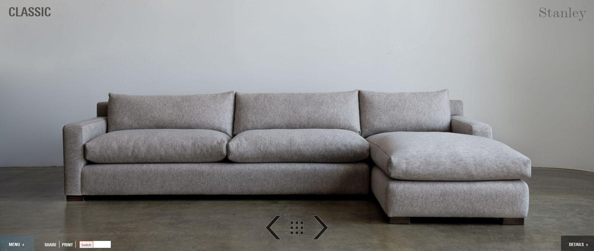 stanley sofa leggett platt air dream replacement sleeper mattress by montauk a family canadian company