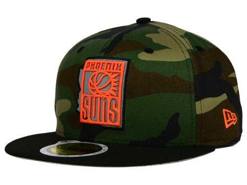 huge selection of b3f93 f01fe Phoenix Suns New Era NBA HWC State Reflective Redux 59FIFTY Cap Hats