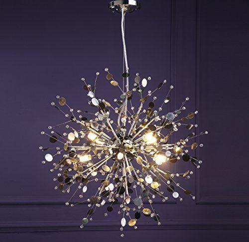 Gdns 12 pcs lights chandeliers firework led light stainle music gdns 12 pcs lights chandeliers firework led light stainle aloadofball Images