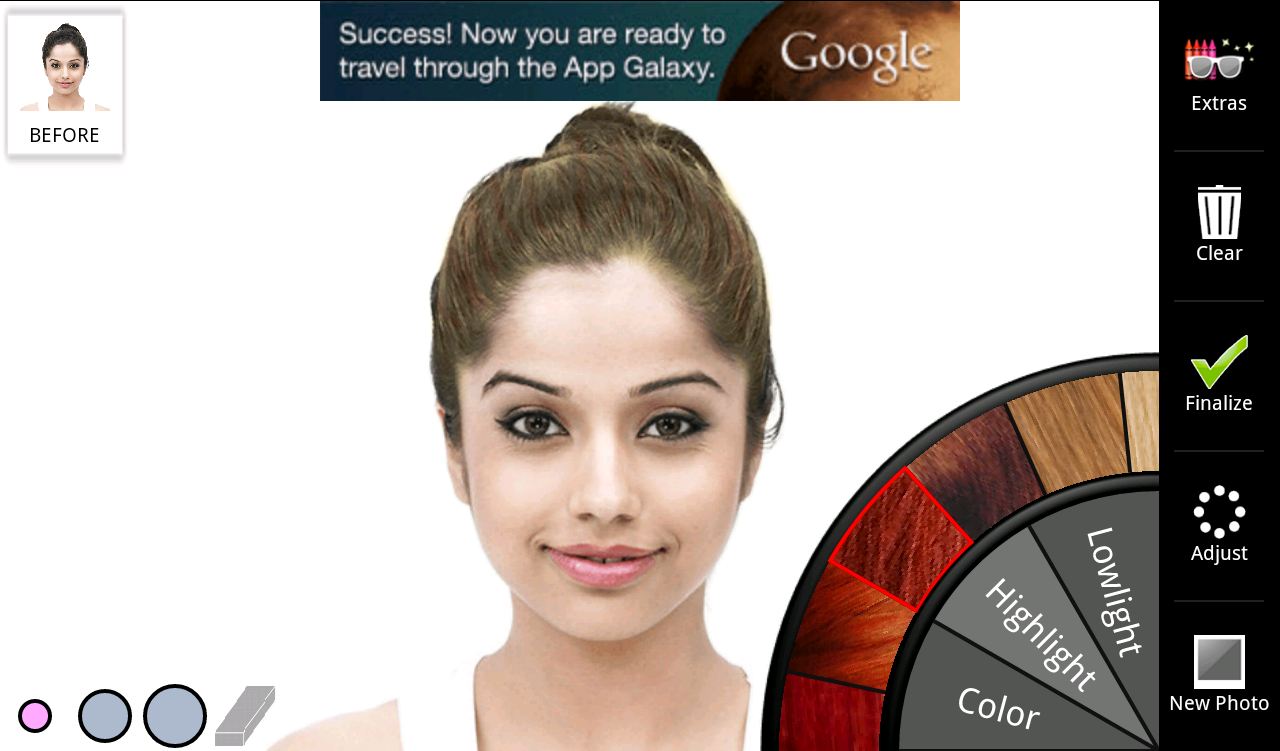 Try Different Hair Colors Online Best Natural Hair Color Products