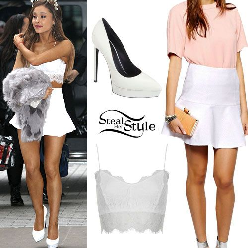 pin on my fav ariana outfits