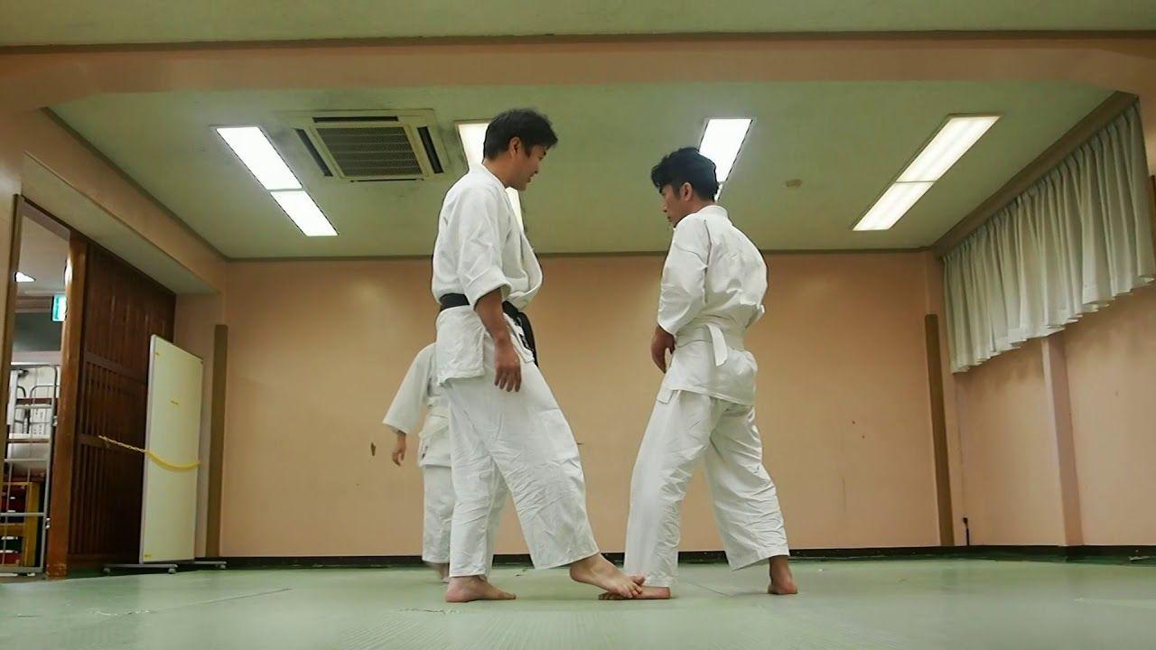 岡本先生の四教 触ったところはすべてツボ 99 の凡人が出来る合気シリーズ youtube ツボ すべて シリーズ
