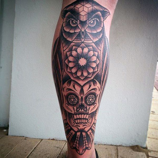 Image result for candy skull tattoos