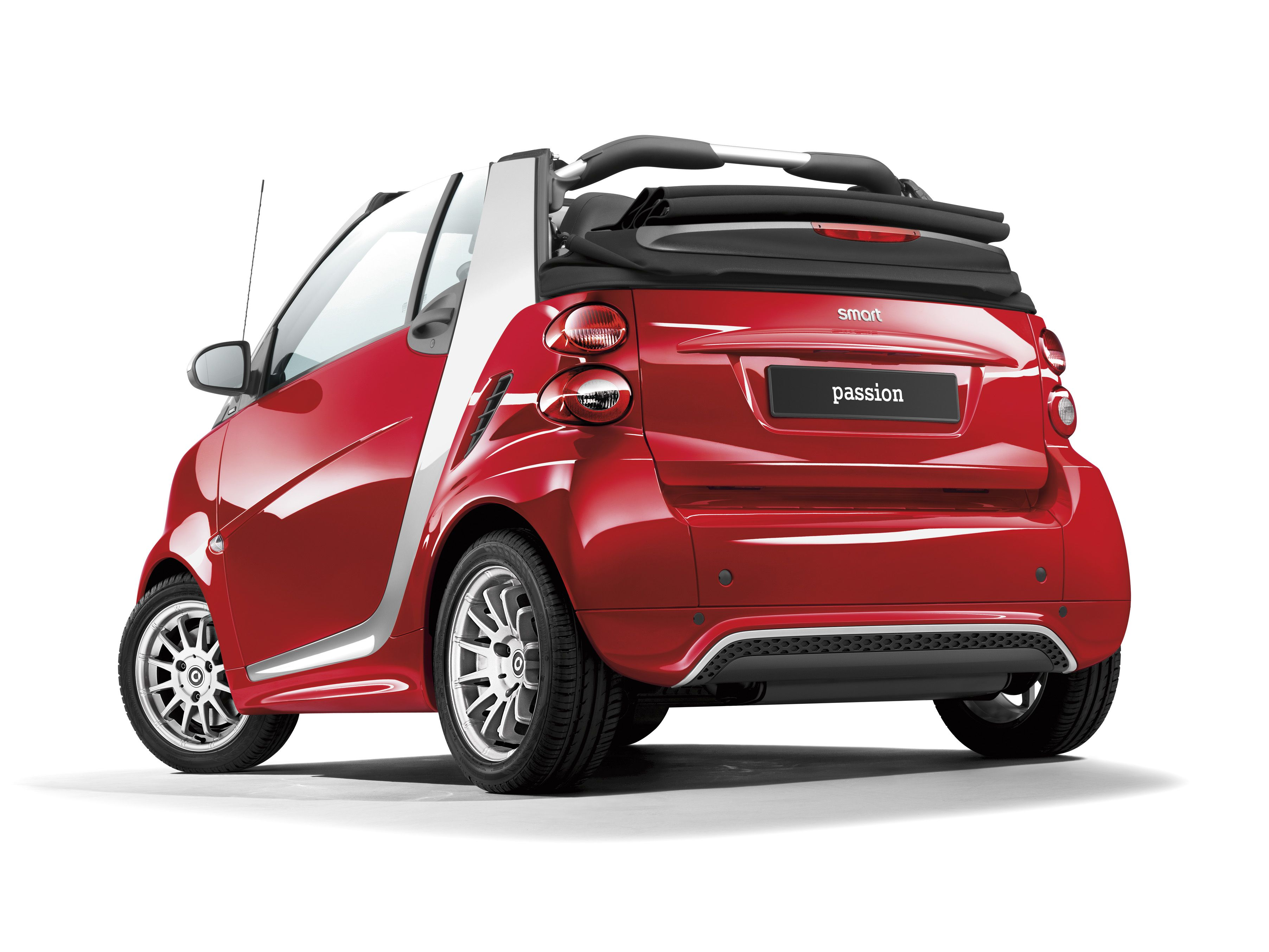 2013 Passion Cabriolet Smart Fortwo Smart Car Cabriolets