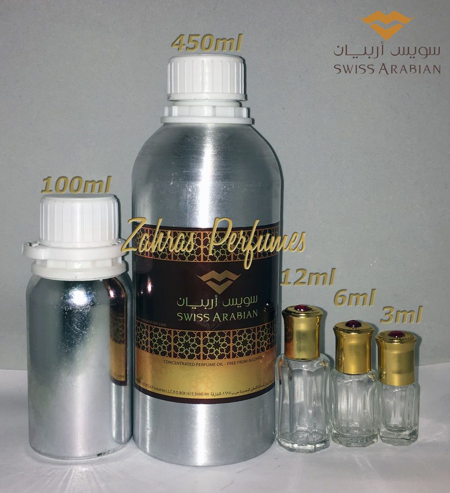 Spice Bomb Perfume Oil Swiss Arabian Concentrated 3 6 12ml Attar Fragrance Chocolate 20 Ml Viktor Spicebombswissarabian