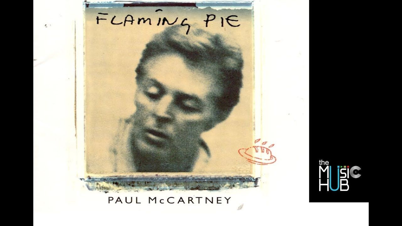 Paul Mccartney Flaming Pie Full Vinyl Album Paul